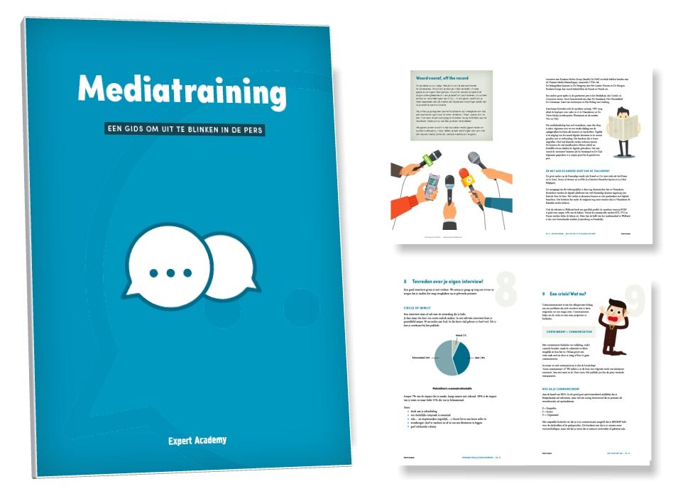 Handboek Mediatraining
