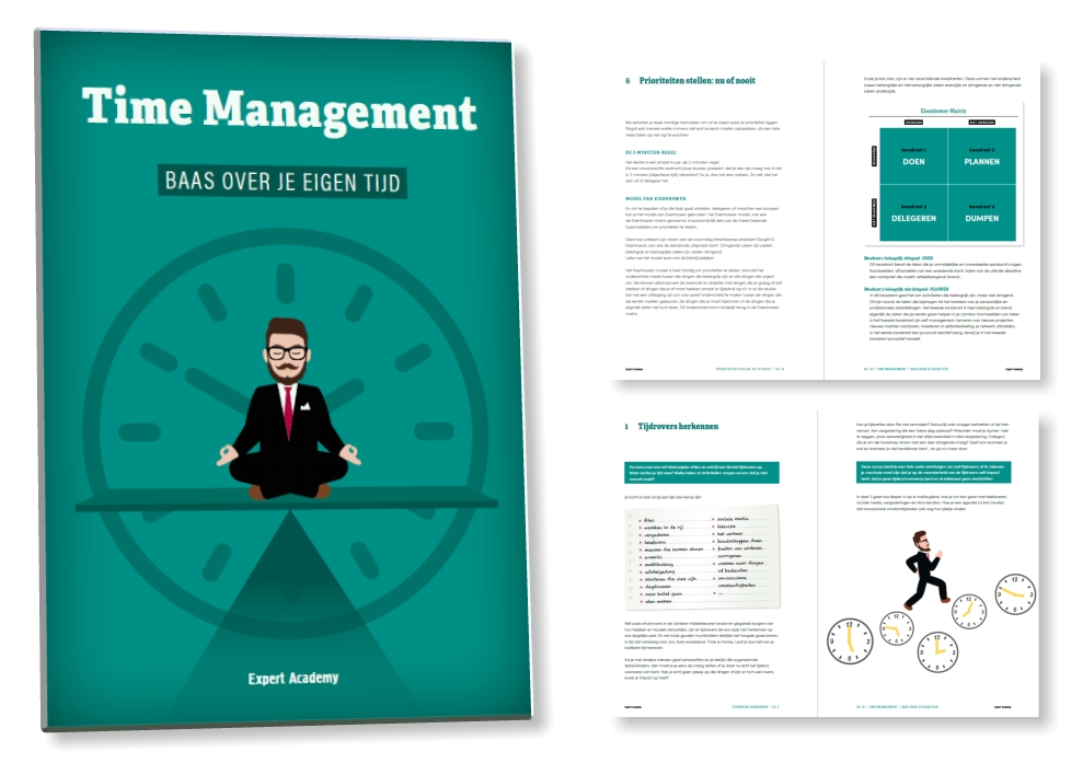Handboek Time Management